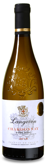 Langevin Chardonnay Oaked Pays d'Oc IGP