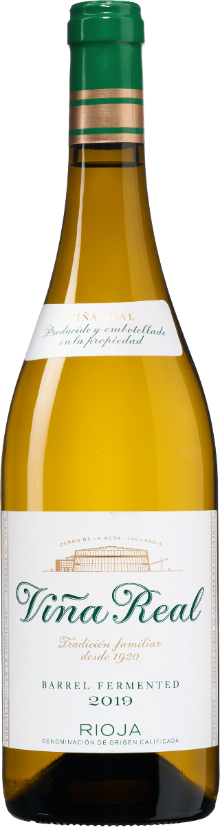 Viña Real Barrel Fermented Rioja DOCa Blanco