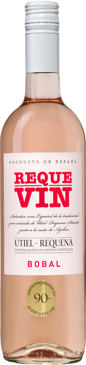 Requevin Bobal Utiel-Requena DO Rosado