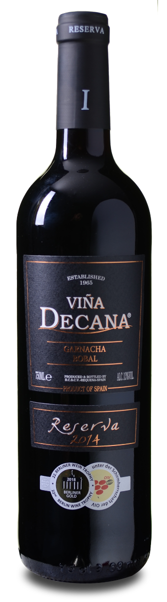 Viña Decana - Garnacha-Bobal Reserva - Utiel-Requena DO