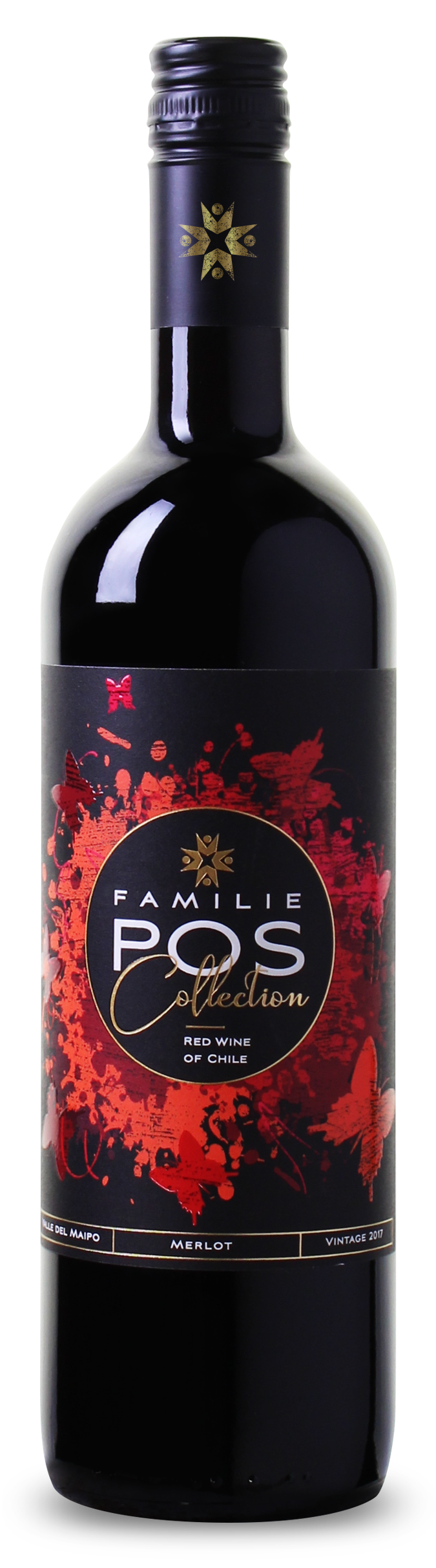 Familie Pos - Collection Merlot - Maipo Valley